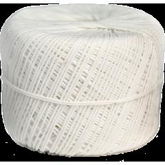 手縫仿棉尼龍線捲 白 225g 含蠟 不折扣