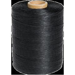 手縫尼龍線捲 黑 500YD 含蠟 不折扣