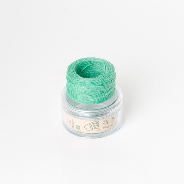 售完為止-特多龍臘線 細 粉綠色 0.3mm*35M