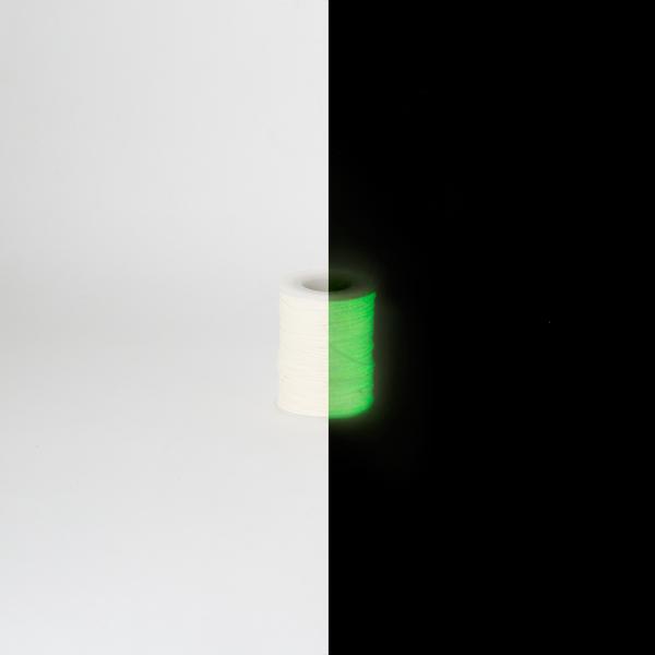 售完為止-夜光螢光線_螢光白20m (1260d/1x2股) 不二價