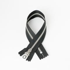 5號鋁拉鍊 黑 45cm