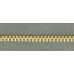 3號百碼銅拉鍊 綠 90cm