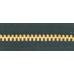3號百碼銅拉鍊 黑 90cm