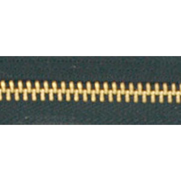 5號百碼銅拉鍊 黑 90cm