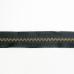 5號百碼古銅拉鍊 黑 90cm