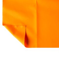 橘色防水帆布 全棉 不二價