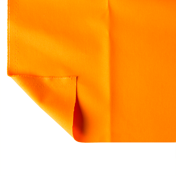 Canvas Cotton Orange