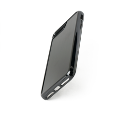 IPHONE 7+,8+ 網格貼皮手機素殼 5.5吋 黑色