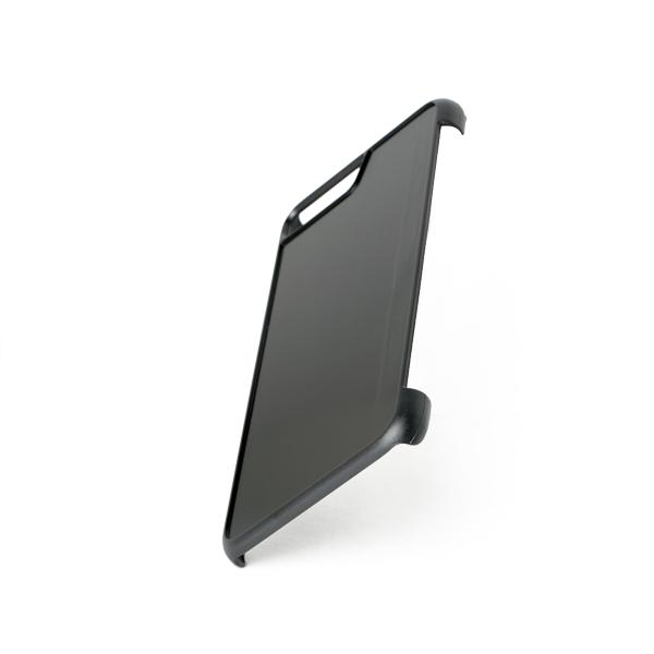 IPHONE 7+,8+ 拋蓋皮套手機素殼 5.5吋 黑色