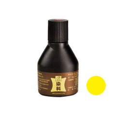 INDIAN Liquid Dye Lemon Yellow 100ml