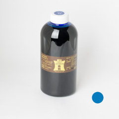 印地安含金染料 寶藍 500ml