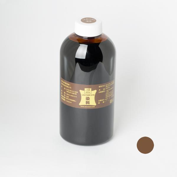 印地安含金染料 淺茶 500ml