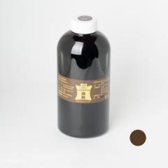 印地安含金染料 焦茶 500ml
