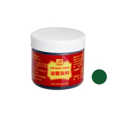 印地安油質染料 深綠 100g