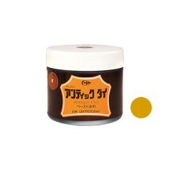 日製油質染料 黃茶 100g
