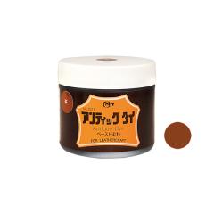 日製油質染料 茶 100g