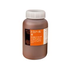皮革背面處理劑 茶 500g
