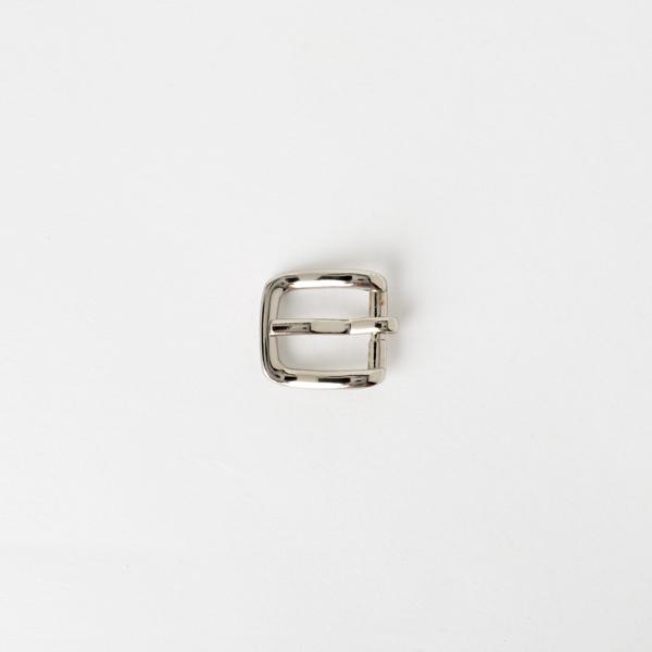 手錶帶頭 鎳白色 1.2cm