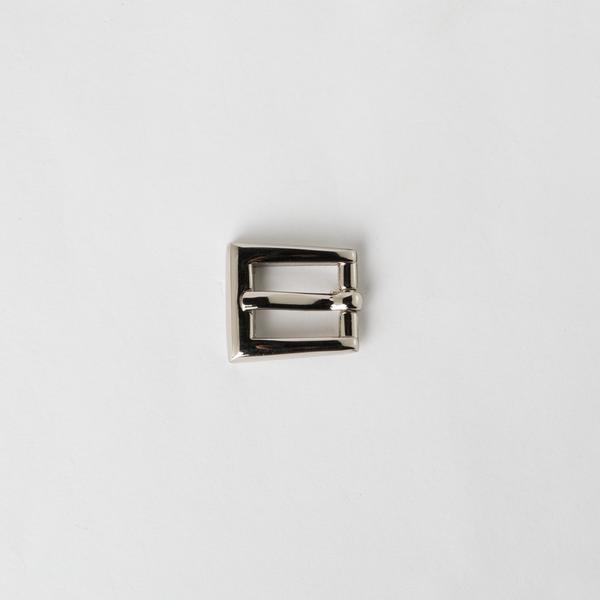 精鍍帶頭 鎳白色 1.2cm