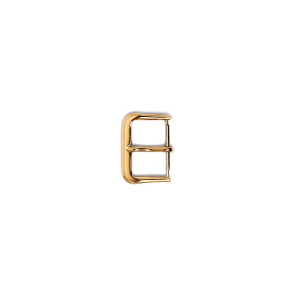 鋅合金錶帶頭 金色 1.6cm