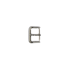 Zinc Alloy Buckle Nickel Color 1.6cm