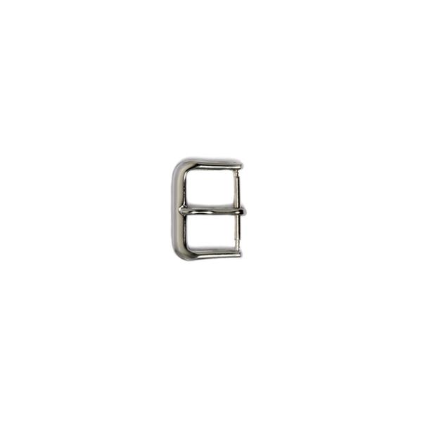 鋅合金錶帶頭 鎳白色1.6cm