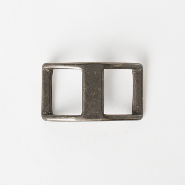 純銅日型活動鉤環 青古銅 2.5cm