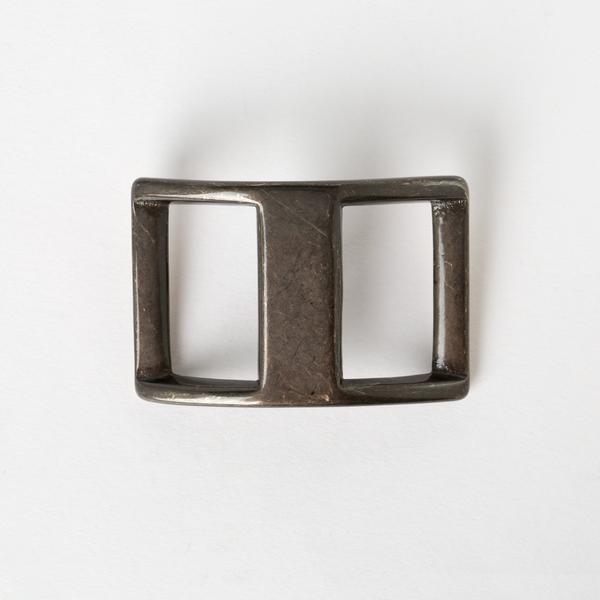 純銅日型活動鉤環 古銅色 3cm