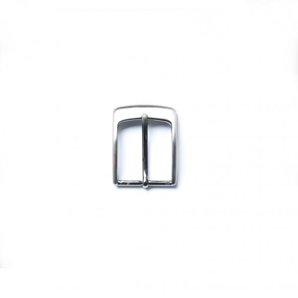 鋅合金帶頭 黑鎳色 3.5cm
