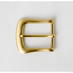 Solid Brass Buckle 3.5cm