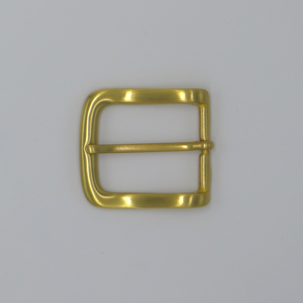 銅製帶頭 黃銅色 3.5cm