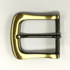 銅製皮帶頭 古銅色 4cm
