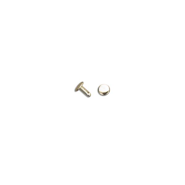 カシメ 銅 8*10mm 200+-5%セット 固定価格