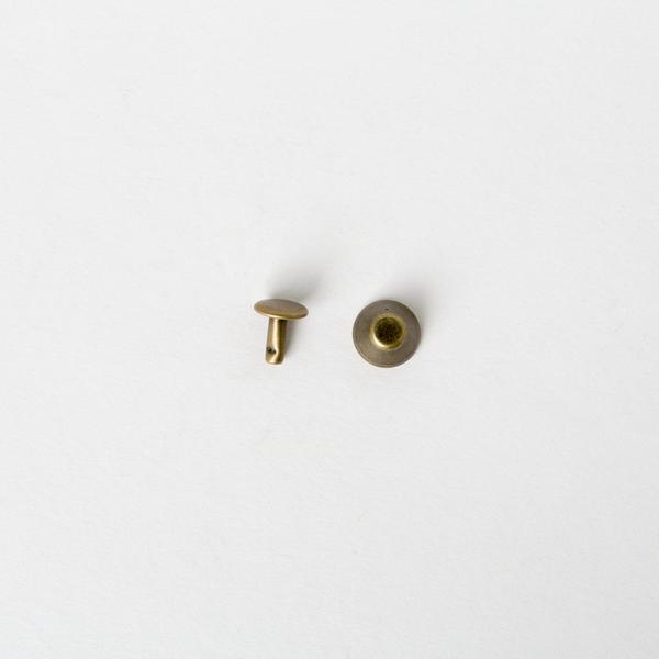 純銅水桶釘 青古銅色 10x8mm 10組