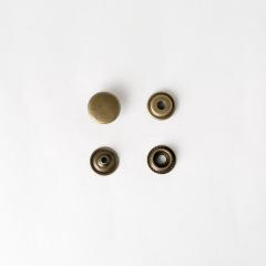 牛仔釦 古銅色 13mm 100+-5%組 不折扣