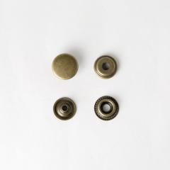牛仔釦 古銅色 15mm 50+-5%組 不折扣