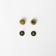 Solid Brass Spring Snap Brass 10mm 50 +-5% Set Fixed Price