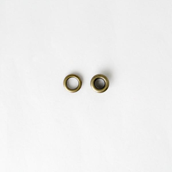環釦 古銅色 10mm 20組