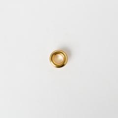 環釦 金色 15mm 6組