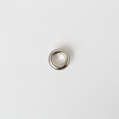 環釦 鎳白色 17mm 10組