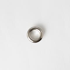 環釦 鎳白色 21mm 8組