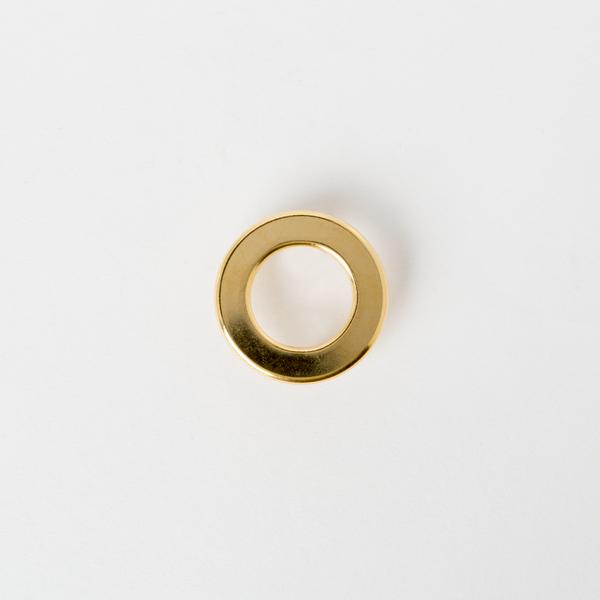壓腳環釦 金色 28mm 2組