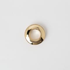 雙面環釦 金色 28mm 內徑15mm 2組