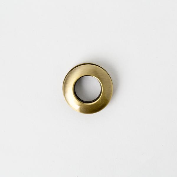 雙面環釦 銅色 28mm 內徑15mm 2組