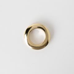 雙面環釦 金色 32mm 內徑22mm 2組
