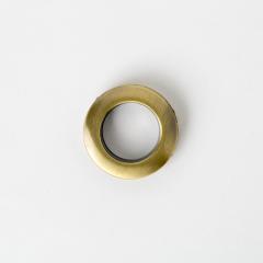 雙面環釦 銅色 32mm 內徑22mm 2組