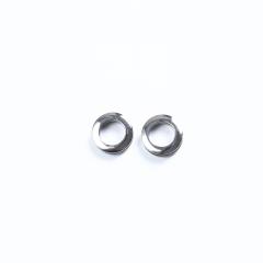 雙面環釦 鎳白色 32mm 內徑22mm 2組