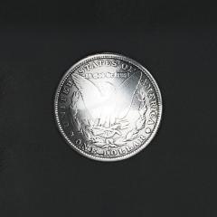 鉻色雕鷹飾釦 37mm 不二價