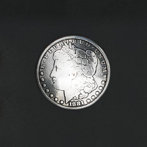 鑄幣女神飾釦 37mm 不二價