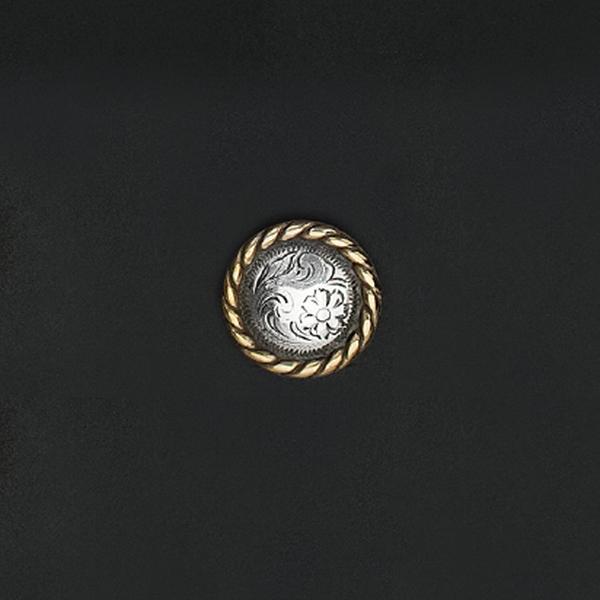 鑄幣飾釦 唐草 20mm 不二價